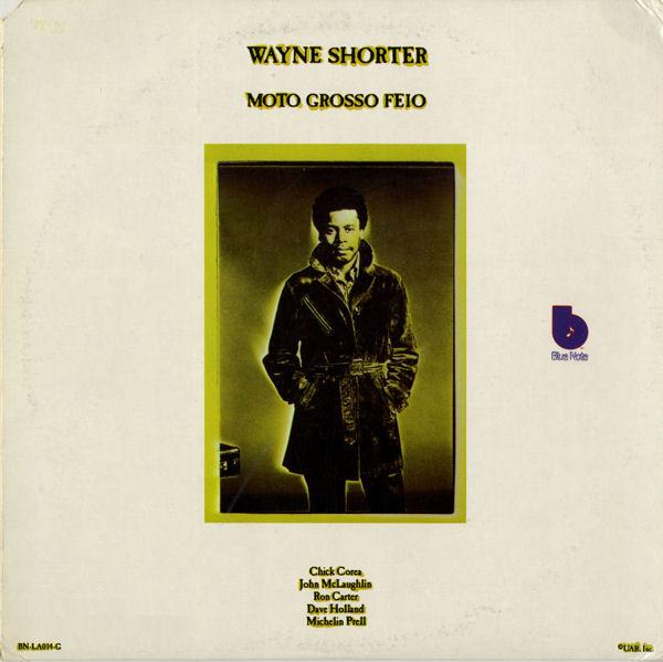 WAYNE SHORTER - Moto Grosso Feio cover