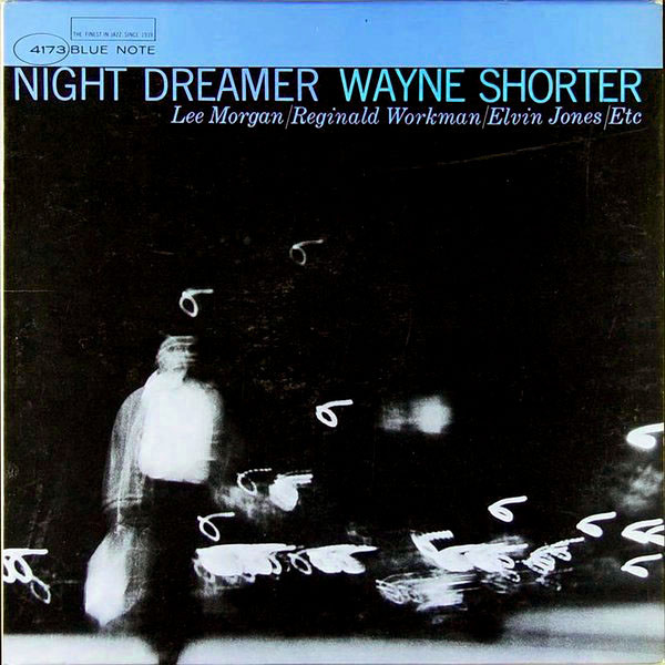 WAYNE SHORTER - Night Dreamer cover