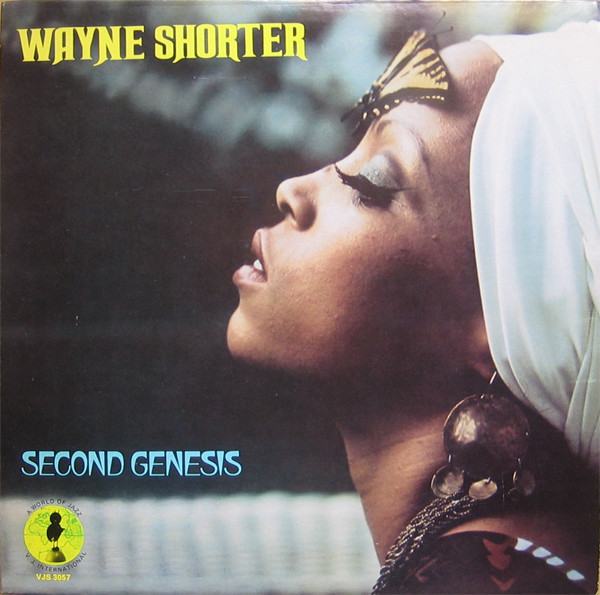 WAYNE SHORTER - Second Genesis cover