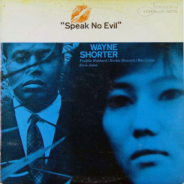 WAYNE SHORTER - Speak No Evil cover