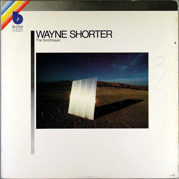 WAYNE SHORTER - The Soothsayer cover