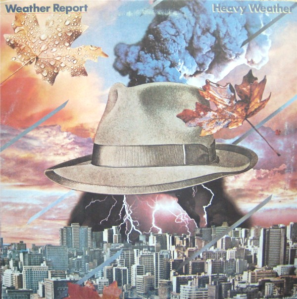 WEATHER REPORT - Heavy Weather cover
