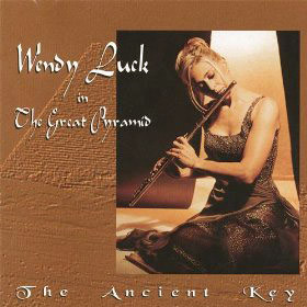 WENDY LUCK - The Ancient Key cover