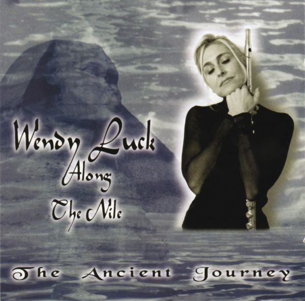 WENDY LUCK - The Ancient Journey cover