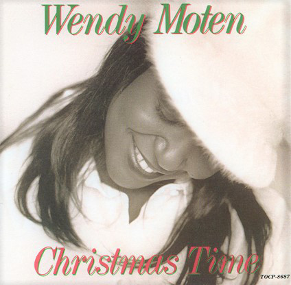WENDY MOTEN - Christmas Time cover