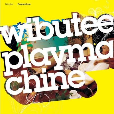 WIBUTEE - Playmachine cover