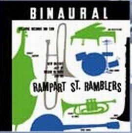 WILBUR DE PARIS - Wilbur De Paris and His Rampart St. Ramblers cover