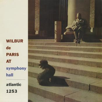 WILBUR DE PARIS - Wilbur De Paris At Symphony Hall (aka That's Jazz) cover