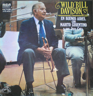 WILD BILL DAVISON - En Buenos Aires con Marito Cosentino y sus Jazz Cats cover