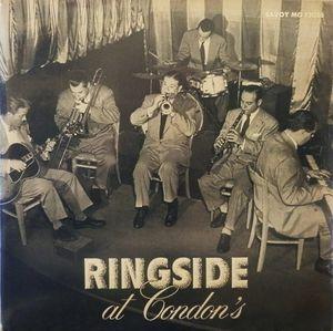 WILD BILL DAVISON - Ringside At Condons Featuring Wild Bill Davison cover
