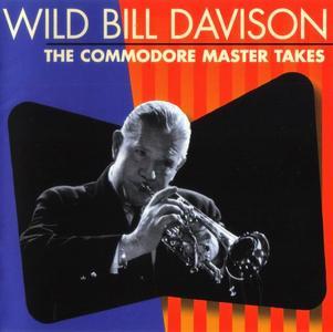WILD BILL DAVISON - The Commodore Master Takes cover