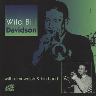 WILD BILL DAVISON - With Alex Welsh & His Band cover