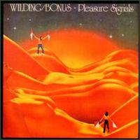 WILDING BONUS - Pleasure Signals cover