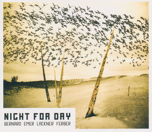 WILL BERNARD - Bernard Emer Lackner Ferber : Night For Day cover