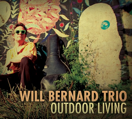 WILL BERNARD - Outdoor Living cover