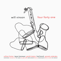 WILL VINSON - Four Forty One cover