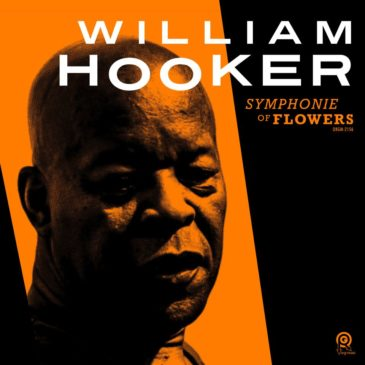 WILLIAM HOOKER - Symphonie Of Flowers cover