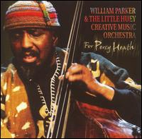 WILLIAM PARKER - For Percy Heath cover