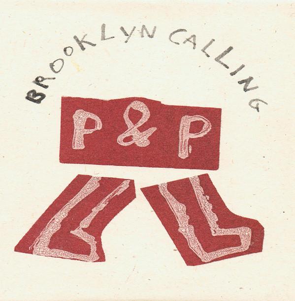 WILLIAM PARKER - P & P (William Parker, Ad Peijnenburg) : Brooklyn Calling cover