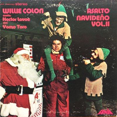 WILLIE COLÓN - Asalto Navideno 2 cover