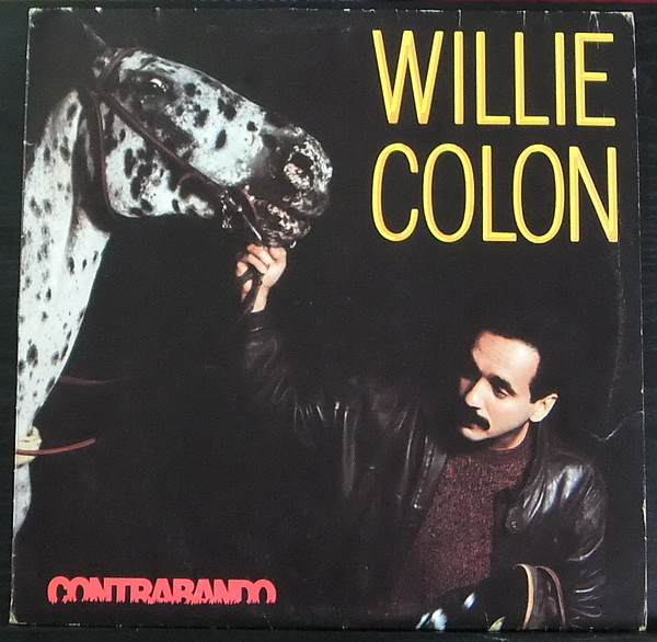 WILLIE COLÓN - Contrabando cover