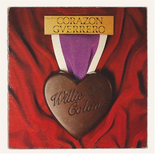 WILLIE COLÓN - Corazon Guerrero cover