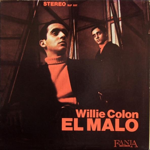 WILLIE COLÓN - El malo cover