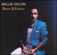 WILLIE COLÓN - Honra y Cultura cover