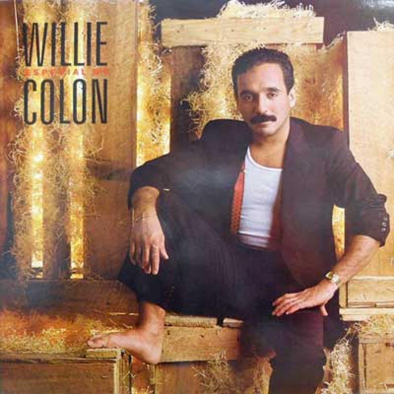 WILLIE COLÓN - Especial No.5 (aka Pregunta Por Ahí) cover
