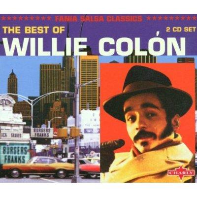 WILLIE COLÓN - The Best of Willie Colón cover