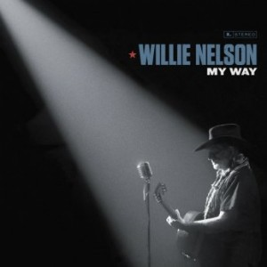 WILLIE NELSON - My Way cover