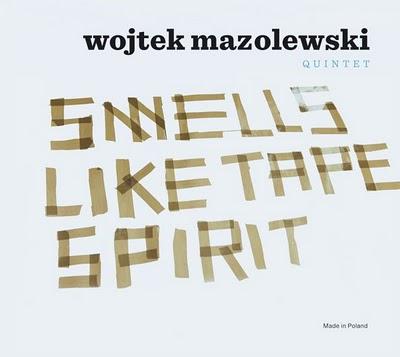 WOJTEK MAZOLEWSKI - Smells Like Tape Spirit cover