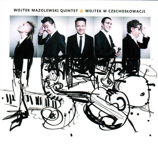 WOJTEK MAZOLEWSKI - Wojtek w Czechoslowacji cover