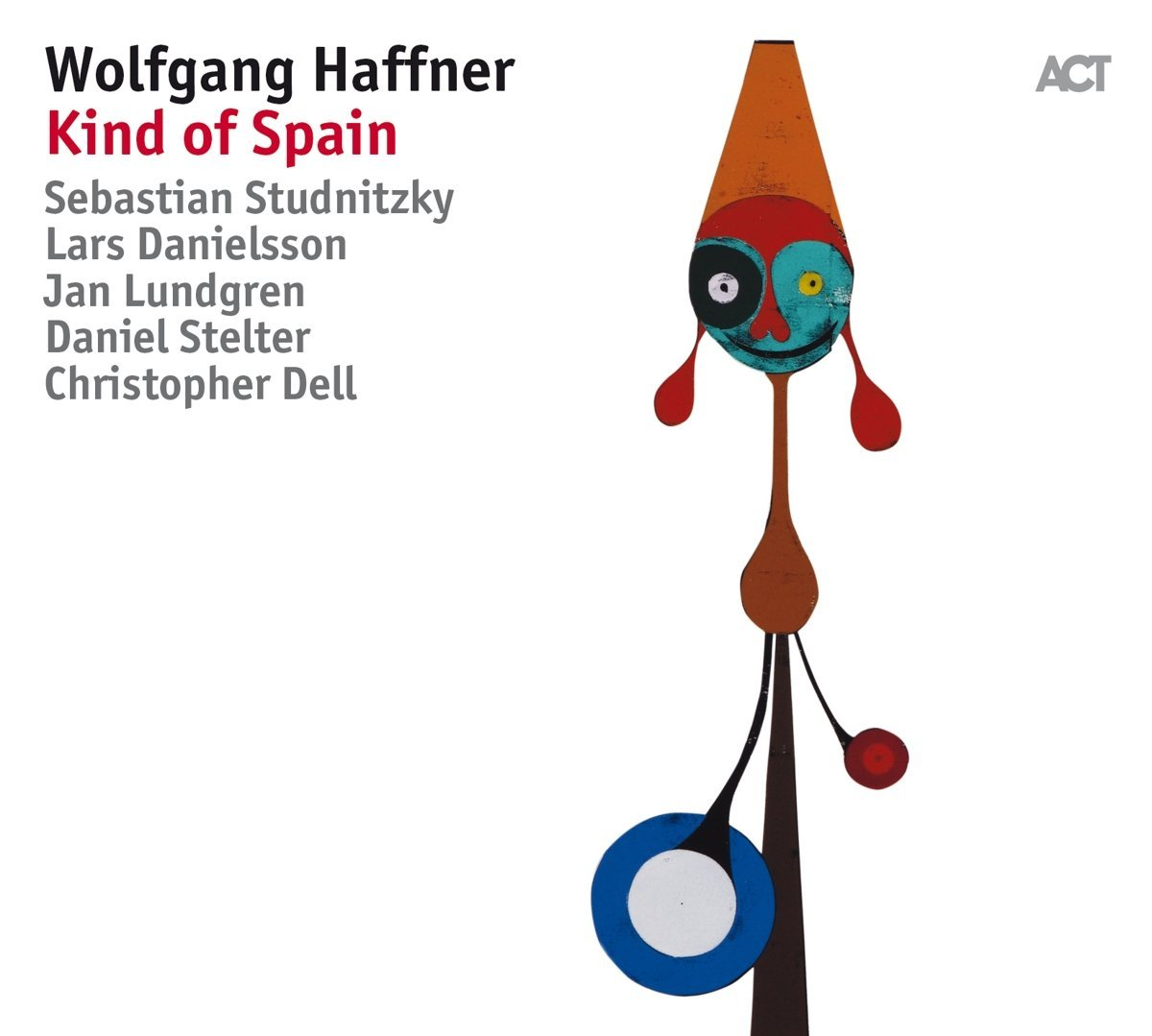 WOLFGANG HAFFNER - Kind Of Spain cover