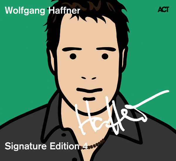 WOLFGANG HAFFNER - Signature Edition 4 cover