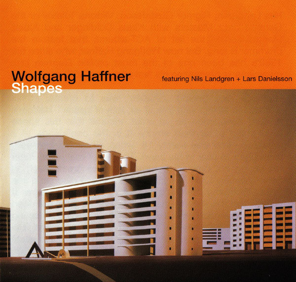 WOLFGANG HAFFNER - Shapes cover