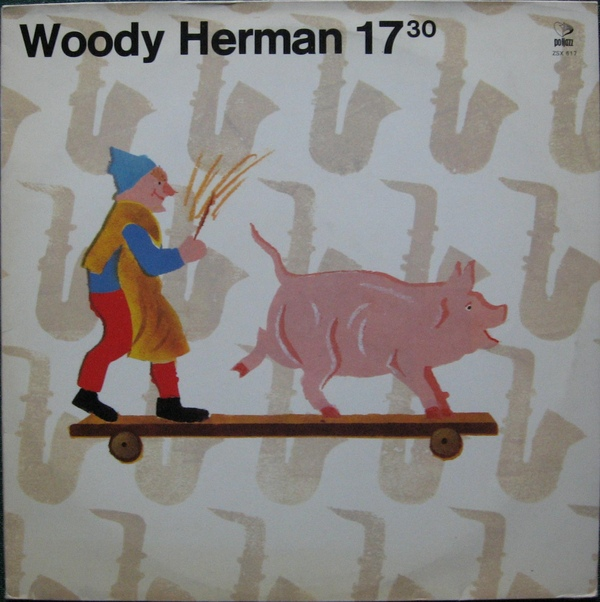 WOODY HERMAN - 17:30 cover