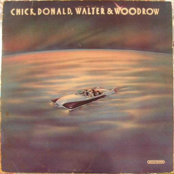 WOODY HERMAN Chick, Donald, Walter & Woodrow reviews
