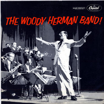 WOODY HERMAN - The Woody Herman Band! cover