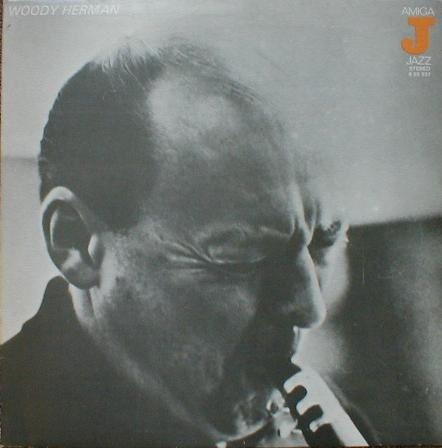 WOODY HERMAN - Woody Herman (AMIGA) cover