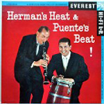 WOODY HERMAN - Woody Herman And Tito Puente : Herman's Heat & Puente's Beat ! cover
