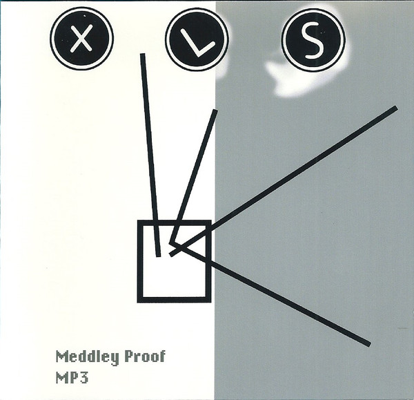 X-LEGGED SALLY - Meddley Proof cover