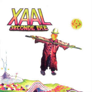 XAAL - Seconde Ere cover