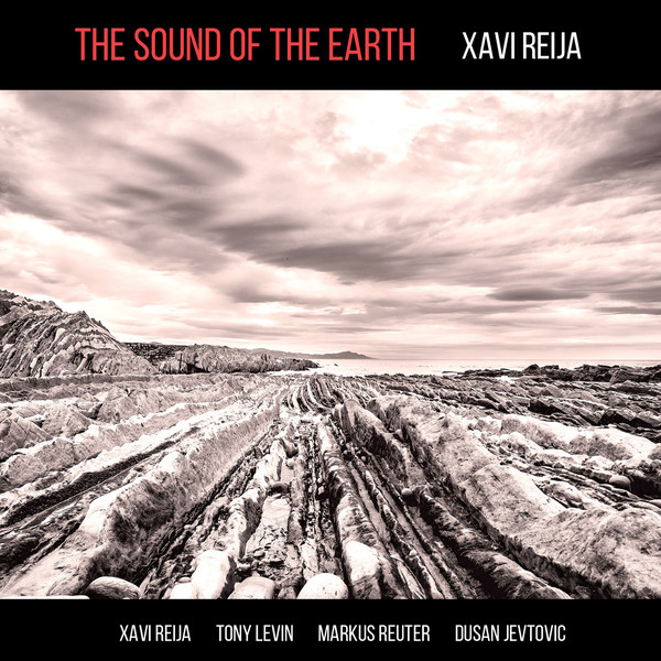 XAVI REIJA - The Sound Of The Earth cover