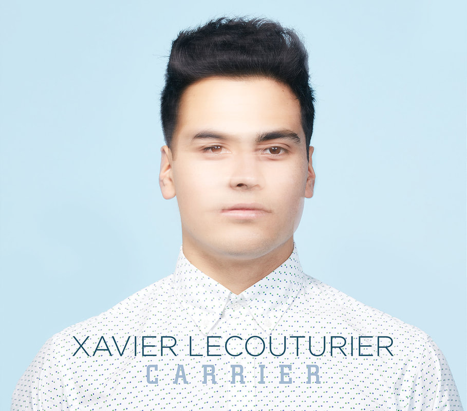 XAVIER LECOUTURIER - Carrier cover