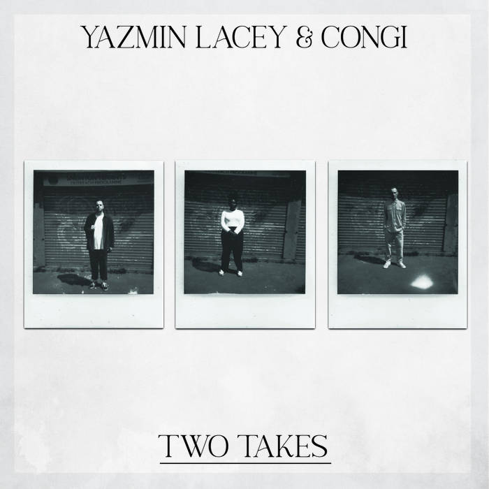 YAZMIN LACEY - Two Takes cover