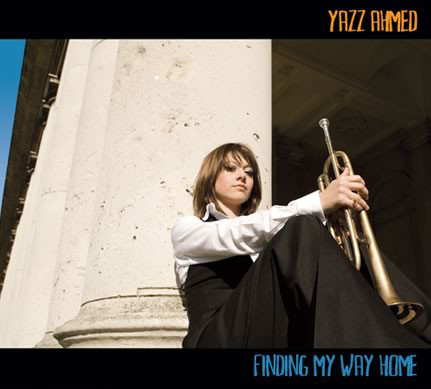 YAZZ AHMED - Finding My Way Home cover