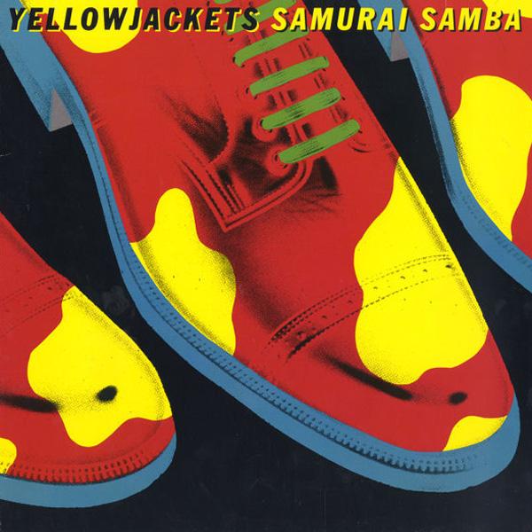 YELLOWJACKETS - Samurai Samba cover