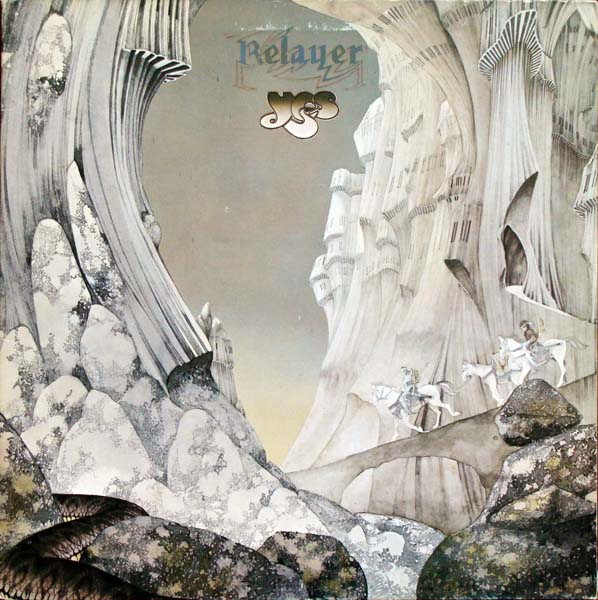 YES - Relayer cover