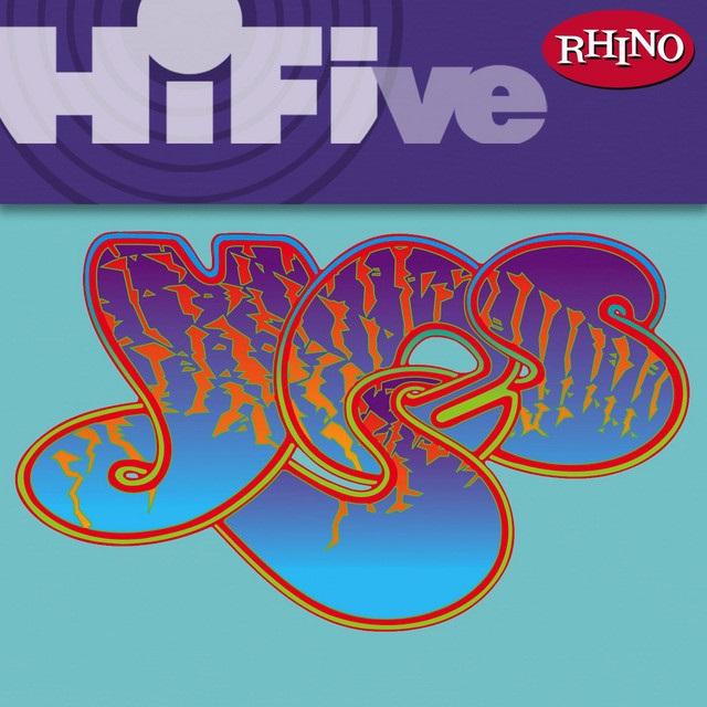 YES - Rhino Hi-Hive: Yes cover